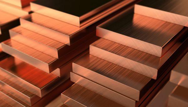 Copper - Flat Bar