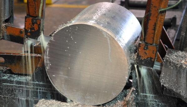 6061 Extruded Alum Rod